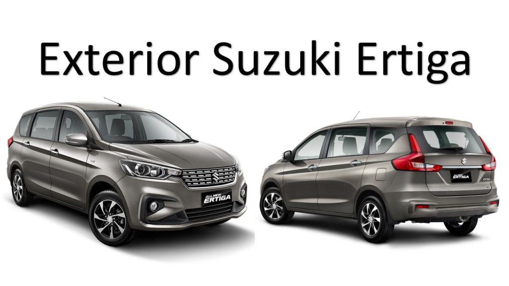 Exterior Suzuki All New Ertiga 2020