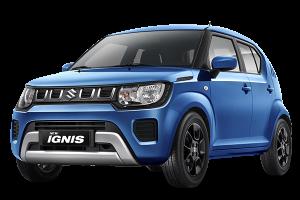 Suzuki Ignis Terbaru Termurah GL Biru