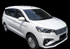 paket kredit Suzuki Finance Ertiga GL Putih 2021